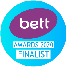 Bett Award Finalist 2020