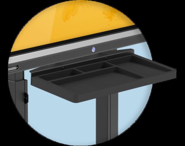 Keyboard Tray Prowise lift