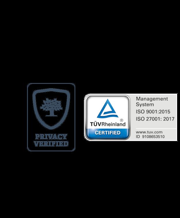Datenschutz & Sicherheit