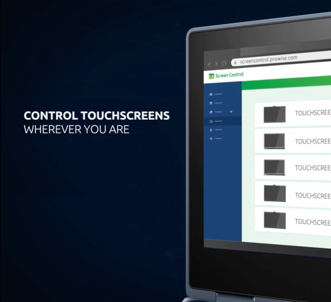 Prowise Screen Control video